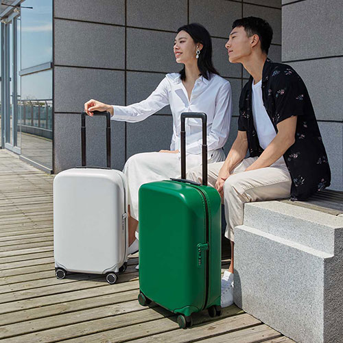 Xiaomi 90 GOFUN Lightweight Travel Suicase 20` White