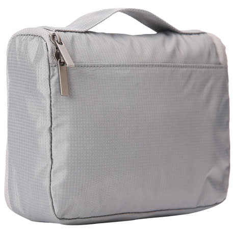 RunMi 90 Points Waterproof Travel Hanging Wash Bag Gray