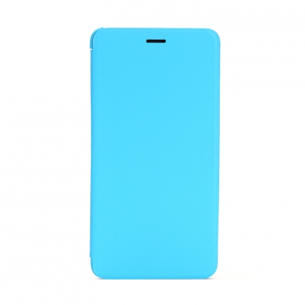 Xiaomi Redmi 2 / 2A Leather Flip Case Blue