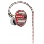 SIMGOT EN700 MKII Hi-Fi In-ear Earphones Red