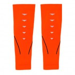 MITOWN Sports Compression Calf Sleeves Orange (S)