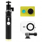 Xiaomi Yi Action Camera Green Travel Kit