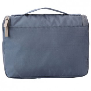 RunMi 90 Points Waterproof Travel Hanging Wash Bag Blue