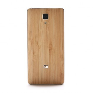 Xiaomi Mi 4 Wood Back Cover Bamboo