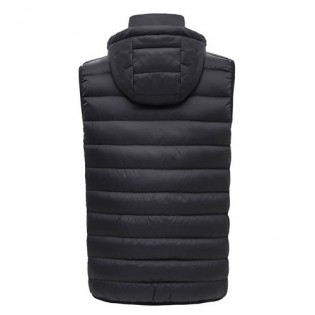 Uleemark Down Sweater Vest S Black