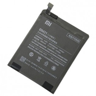 Xiaomi Mi Note Battery BM21 Black