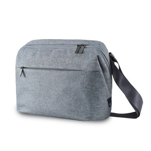 RunMi 90 Points GOFUN Urban Simple Mail Bag Light Gray