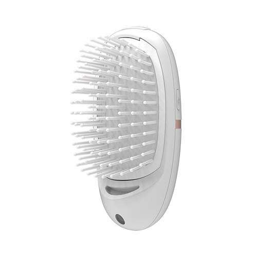 SMATE Ion Hair Comb White