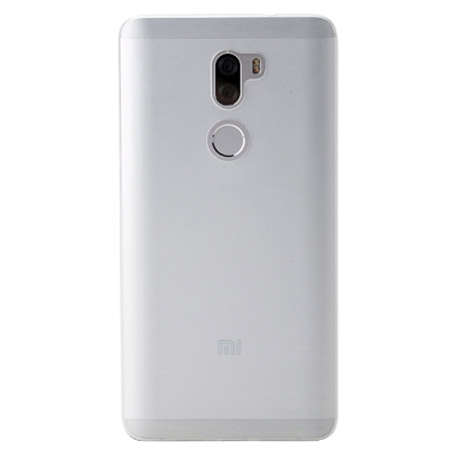 Xiaomi Mi 5s Plus Silicone Protective Case Transparent White