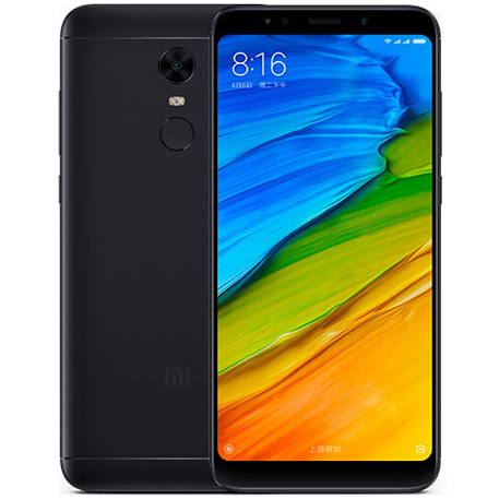 Xiaomi Redmi 5 Plus High Edition 4GB/64GB Dual SIM Black