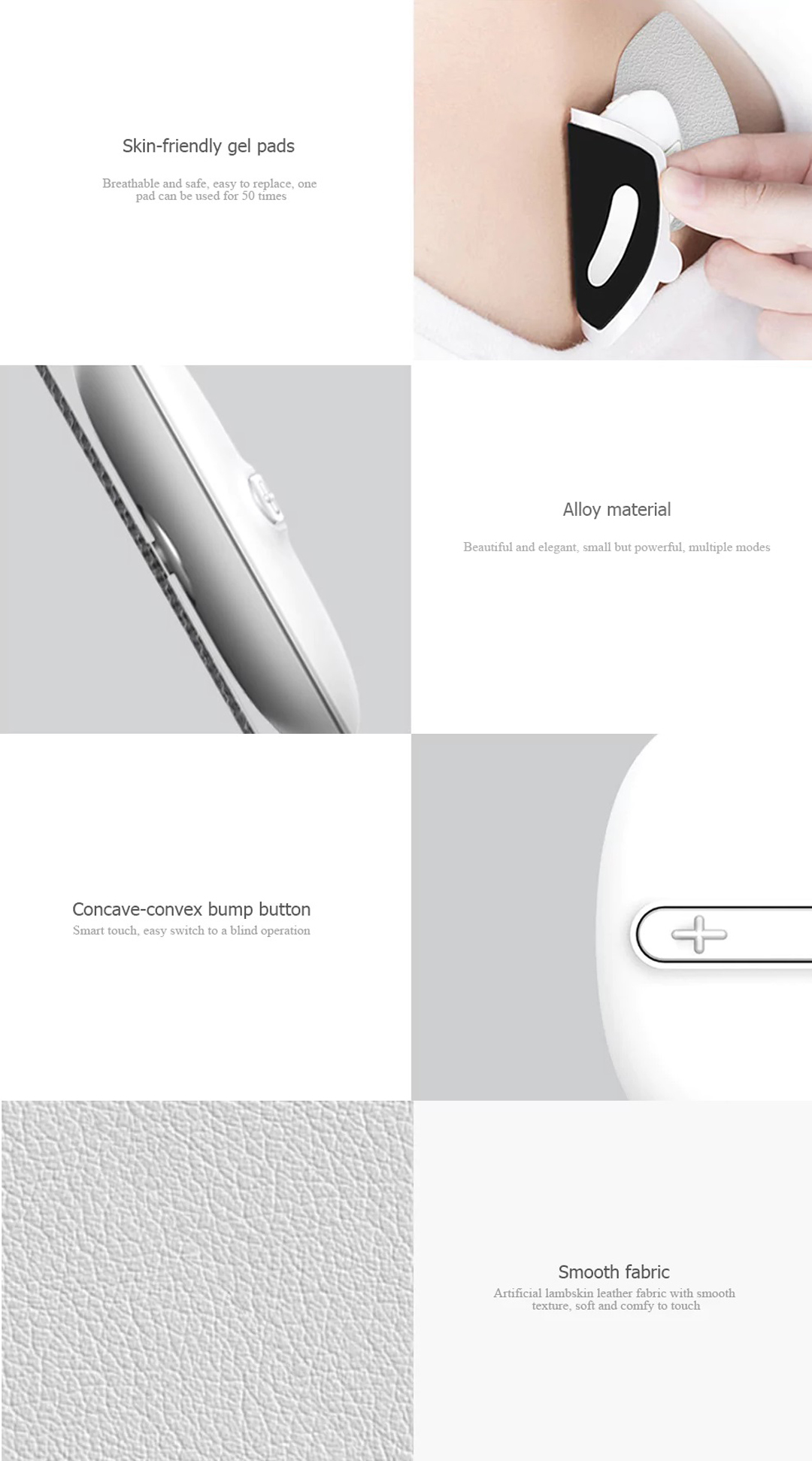 Xiaomi LF Magic Touch LR-H007 White Photo 4