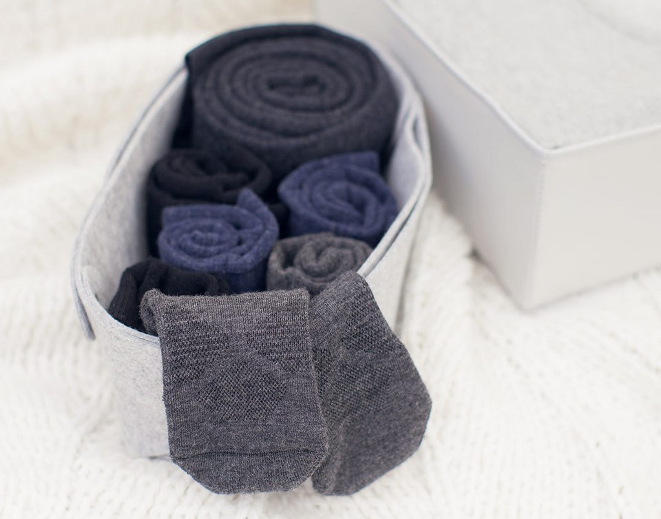 Xiaomi 90points Merino Wool Casual Socks Photo 6