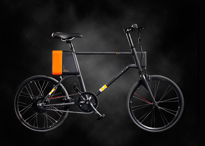 Yunbike C1 A New Smart Electric Bicycle By Xiaomi