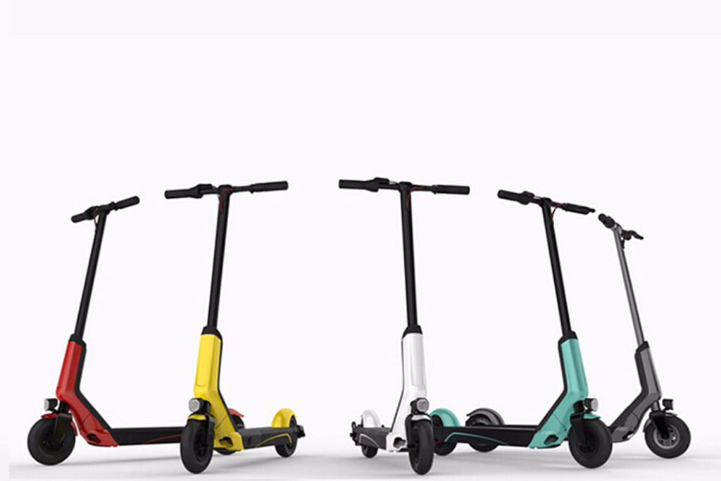 Xiaomi QiCycle EUNi Electric Scooter Photo 11